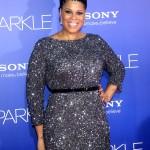 Sparkle LA Premiere - Casting director Twinkie Byrd 2