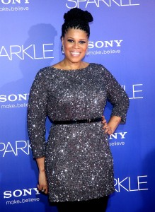 Sparkle LA Premiere - Casting director Twinkie Byrd 2