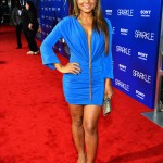 Sparkle LA Premiere - Christina Milian 2