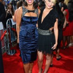 Sparkle LA Premiere - Debra Martin Chase, Chelsea Kane