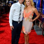Sparkle LA Premiere - Drew Seeley, Amy Praffrath