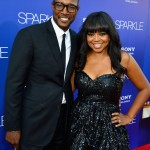 Sparkle LA Premiere - Flex Alexander, Shanice Lorraine Wilson-Knox