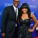 Sparkle LA Premiere - Flex Alexander, Shanice Lorraine Wilson-Knox
