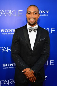 Sparkle LA Premiere - Omari Hardwick
