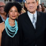 Sparkle LA Premiere - Rebecca Walker and Howard Rosenman