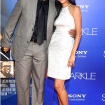 Sparkle LA Premiere - Robert Townsend and Victoria Rowell