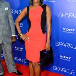 Sparkle LA Premiere - Tasha Smith 2
