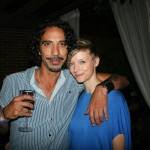 Sparkle NY afterparty - Carlos Leon, Betina Holte