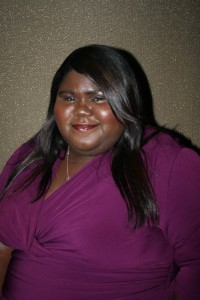Sparkle NY afterparty - Gabourey Sidibe