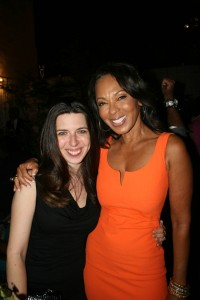 Sparkle NY afterparty - Heather Matarazzo and Debra Martin Chase