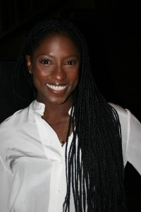 Sparkle NY afterparty - Rutina Wesley