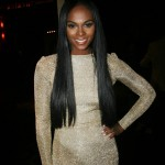 Sparkle NY afterparty - Tika Sumpter 2