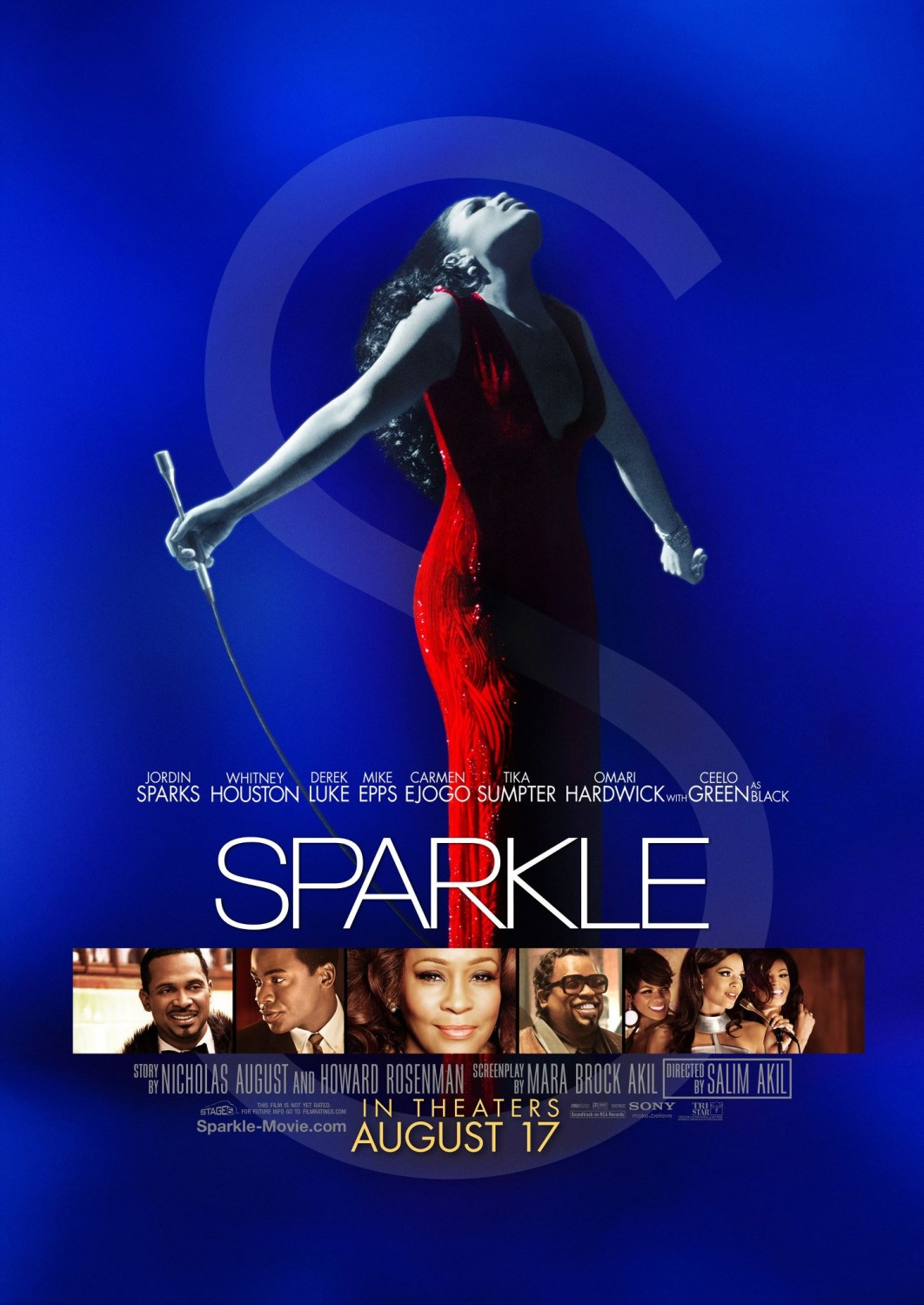 Whitney Houston Sparkle Movie