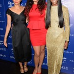 Sparkle screening - Carmen Ejogo, Jordin Sparks, Tika Sumpter