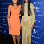 Sparkle screening - Debra Martin Chase and Tika Sumpter