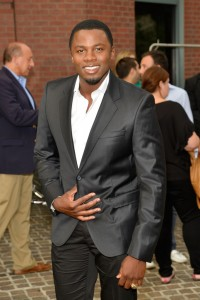 Sparkle screening - Derek Luke