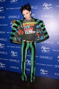 Sparkle screening - Designer Stacey Bendet 2