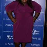 Sparkle screening - Gabourey Sidibe