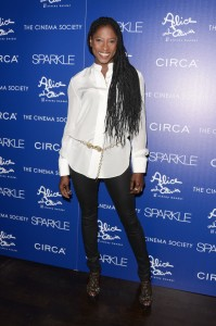 Sparkle screening - Rutina Wesley