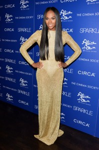 Sparkle screening - Tika Sumpter