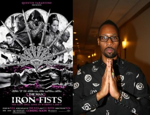 The Man with the Iron Fists Rza