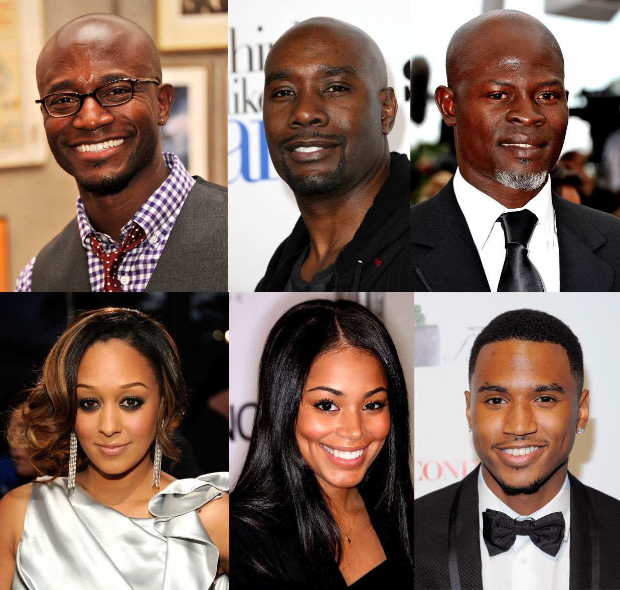 Baggage Claim cast Trey Songz, Morris Chestnut, Derek Luke, & Taye Diggs Team For Baggage Claim Movie
