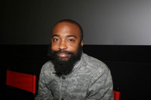 Cinematographer Bradford Young