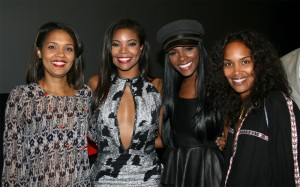 Essence Editor Cori Murray, Gabrielle Union, Tiki Sumpter, Mara Brock Akil