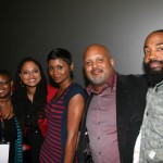 ImageNation founder Moikgantsi Kgama, director Ava DuVernay, actress Emayatzy Corinealdi, producer Paul Garnes, cinematographer Bradford Young