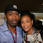 Jerry LaMothe and Tami Roman