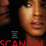 Scandal season 2 poster