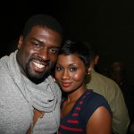 Stephen Hill and Emayatzy Corinealdi