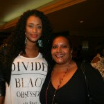 Tami Roman and Dedra Tate