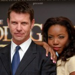 The Bodyguard musical Heather Headley and Lloyd Owen 2
