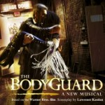 The Bodyguard musical poster