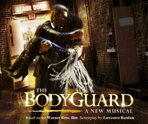 for The Bodyguard musical