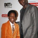UW 2012 - Dante Brown and Lance Reddick