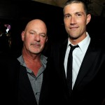Alex Cross afterparty - director Rob Cohen and Matthew Fox