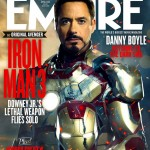 Iron Man 3 Empire Mag cover