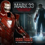 Iron Man 3 Mark XXXIII