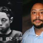 Raymond Santana then and now