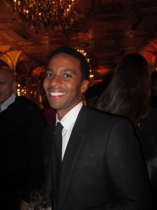 Steel Magnolias Premiere Afterparty - Andre Holland