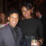 Steel Magnolias Premiere Afterparty - Jamie Cepero and Condola Rashad