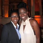 Steel Magnolias Premiere Afterparty - Pariah Producer Nekisa Cooper and Adepero Oduye