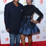 Steel Magnolias Premiere - Ahmad Rashad and daughter Condola Rashad
