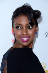 Steel Magnolias Premiere - Condola Rashad