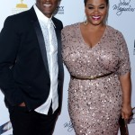 Steel Magnolias Premiere - Director Kenny Leon and Jill Scott