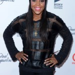 Steel Magnolias Premiere - New York Liberty basketball player Cappie Pondexter