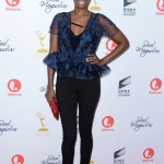 Steel Magnolias Premiere - Project Runway contestant Kimberly Goldson 2