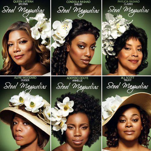 Shelby Steel Magnolias